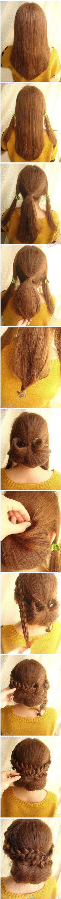 Braided Hairstyles 2014