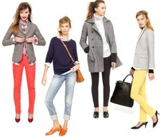 my article on dressing the part in a corporate environment  (via http://ambitionintransition.com/?p=318)