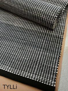 TYLLi: Musta-valkoinen Lokki-matto