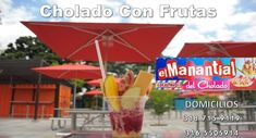 Cholado con Fruta #DomiciliosPalmira #ADomicilioPalmira - #PaginasAmarillasColombia #Pmotion Banana Split, Tropical Fruits, Palmyra, Harvest, Point Of Sale, Banana Boat