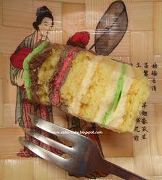 "teller-cake: Japán torta a ""Dobos alapúak közül"" - Flórának :) Tableware, Cake, Ethnic Recipes, Kitchen, Food, Dinnerware, Cooking, Tablewares, Kuchen"