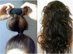 You don't need to spend hours in the bathroom frying your hair with curling wands and flat irons to get the perfect curl. With these different ways to curl and wave your hair, you're bound to find one that gives you the perfect waves you want whether your hair is thin, short, straight or curly.