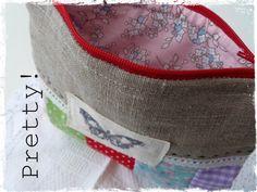 Patchwork DIY Bag Patterns