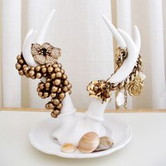 Organize/Display your jewlery AND show your #StagSpirit  from dotandbo.com