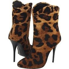 Leopard Boots- Puuurrfect..~LadyLuxury~