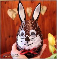 Karczochowe jajka - inaczej :)