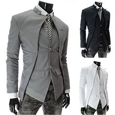 Men'S Hot Sale Suit Wear - USD $ 38.50