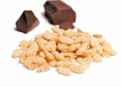 Crujiente de chocolate para #Mycook…