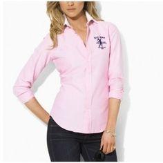 cb25dd3374241 polo ralph lauren cheap Shirt Femme rose pale http   www.polopascher.