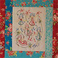 Woodland Faeries Quilt Pattern