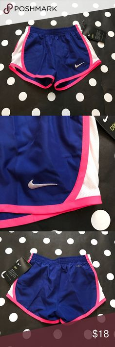 Nike Deep Night, Dri-Fit Shorts Brand new with tag; has underwear lining Nike Bottoms Shorts