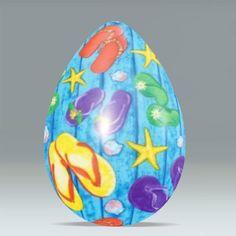 flip flop Easter egg