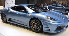 One of the cars products from Ferrari that makes people feel desperate to buy the car is Ferrari F430 scuderia coupe.