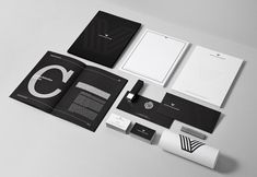 17876ec3cc3a0ba30b9dfa78d75e05c91 60 Professional Examples of Stationery Design