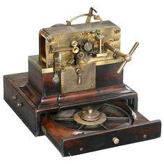 Wheatstone Speed Telegraph, c. 1875 : Lot 51