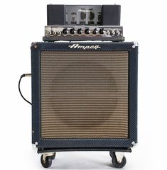 1966 Ampeg B 15 NC. I have the B 18 along with the 15 cabinet.