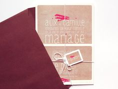 "your beautiful days: Faire-part personnalisable ""Vintage Avion"" Tandem, Faire Part Vintage, Faire Part Chic, Faire Part Invitation, Wedding Stationery, Wedding Invitations, Letterpress, Wedding Cards, Announcement"