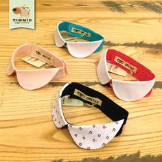 Show off your doggies girly side with these cute Peter Pan shirt collars from Milo Clothing! :) #TimmieDoggieOutfitters