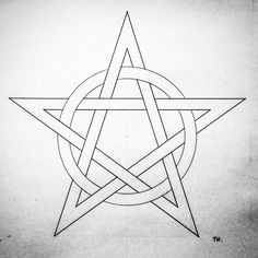How to Draw a Pentacle - This is what you can add to that pentacle. Witch Coloring Pages, Adult Coloring Pages, Coloring Books, Zentangle, 5 Elements, Tatoo Art, Wiccan, Witchcraft, Celtic Art