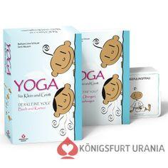 Yoga für Klein und Groß, der kleine Yogi