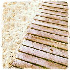 L'estiu comença a treure el cap #platja #badalona