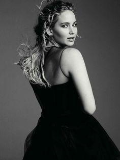 Jennifer Lawrence for dior   ..rh