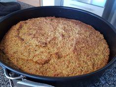 Rezept für Karottenkuchen ohne Mehl - glutenfrei und lactosefrei Macaroni And Cheese, Zucchini, Paleo, Food And Drink, Gluten Free, Snacks, Vegan, Cooking Ideas, Ethnic Recipes