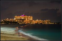 Palace at night - Abu Dhabi, Abu Dhabi- United Arab Emirates