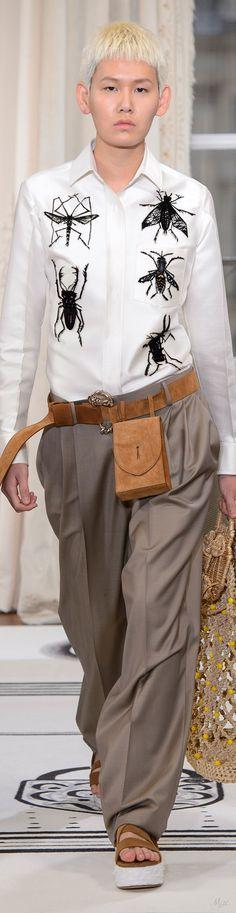Spring 2018 Haute Couture Schiaparelli