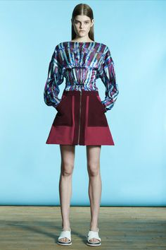 Richard Chai Love | Resort 2015 Collection | Style.com