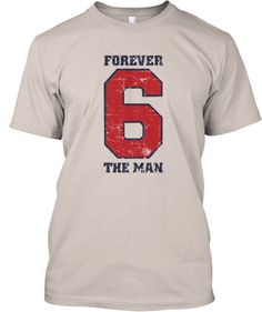 "Cardinal's Stan ""The Man"" Musial Shirt only $12 FOREVER THE MAN"