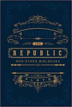 The Republic and Other Dialogues Barnes & Noble Leatherbound Classic Collection: Amazon.de: Plato, Platon: Fremdsprachige Bücher
