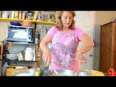 Organic Bread Pudding COCONUT CLARE TV RECIPE (+playlist)
