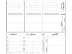 Organizer - kolor – Dysk Google Bullet Journal, Organization, Google, Scrap, Diy, Miniatures, Getting Organized, Organisation, Bricolage