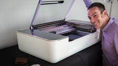 A Closer Look at the Glowforge Laser Cutter