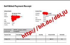 How To Make A Receipt For Payment Investpro Ltd Pinboi1 On Pinterest