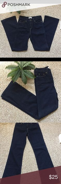 """Levi's 512 Jeans Perfectly Slimming Women Boot Cut Levi's 512 Jeans Perfectly Slimming Women Ladies Boot Cut  Size: 8 Long  Materials: 96% Cotton, 2% Spandex  Measurements: (flat across, unstretched)  💞Waist: 14"""" 💞Out seam: 44"""" 1/4 💞Inseam: 33"""" 1/4 💞Rise: 10"""" 3/4 💞Leg Opening: 8"""" 3/4 Levi's Pants Boot Cut & Flare"""