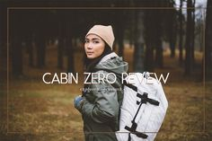 7 Reasons Why You Need This Travel Backpack In Your Life  Traveling is fun but once we think about the entire airport process that we have to go through:security check-in the waiting - it can be pretty daunting! I wish I had gotten on this trend sooner but now I have the option to say no to checking in my baggage thanks to CabinZero! That's one less step to worry about.  DISCLAIMER: This post is sponsored by CabinZero but as always all opinions are entirely my own! :)  Back in December I…