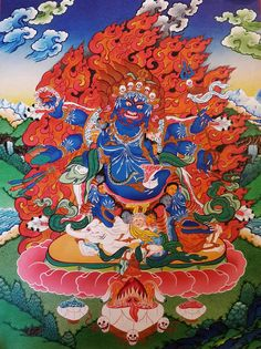 Commission authentic Thangka paintings, Tibetan mandalas, Himalayan masks, Hindu and Buddhist works of art created by the artists of a lovely community in Nepal Buddhist Words, Buddhist Art, Tibetan Mandala, Tibetan Buddhism, Vajrayana Buddhism, Thangka Painting, Gautama Buddha, Deities, Asian Art