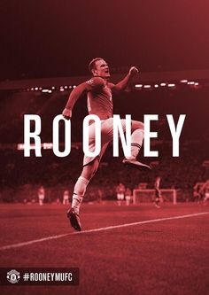 Wayne Rooney signs a new contract to keep him at United until June Manchester United Fans, Football Icon, Best Football Team, Sports Marketing, Wayne Rooney, Sport Icon, Man United, Soccer Players, Role Models