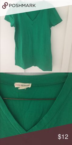 dd6044202f0 Kelly Green v-neck tee Great v-neck tee from Zenana Outfitters. Size