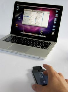 Putting on the Moves: Device Makes iPhone an Optical Mouse #innovation #technology #mobile