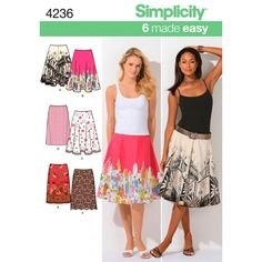 Simplicity Pattern 4236-4236 6 to 14
