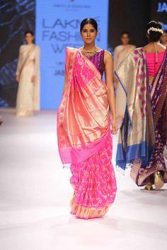 Swati and Sunaina Lakmé Fashion week a/w 2015