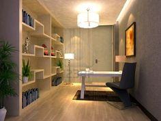 Modern Study Room Inspiration...