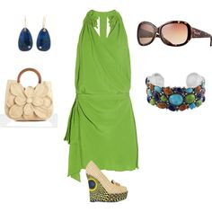 Perfect Vacation outfit, created by karen-marks-willis