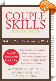This revised and expanded edition of the classic relationship-skills book offers couples a comprehensive approach to better communication, greater intimacy, and deeper commitment. The new edition includes way to use acceptance and commitment therapy (ACT) principles for better conflict management.