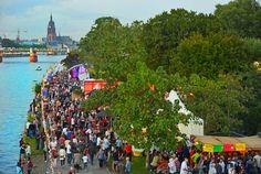Frankfurt feiert sein Museumsufer und alle feiern mit!: Bild 1 von 81 - Bildergalerie | Frankfurter Neue Presse