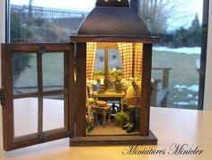Lantern mini tableau
