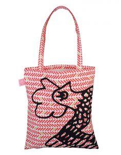 Zakka Chevron Cocotte - Tote Bag by La Cocotte Paris Herringbone 235ab826e86fc